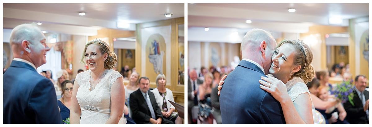 wedding at damson dene