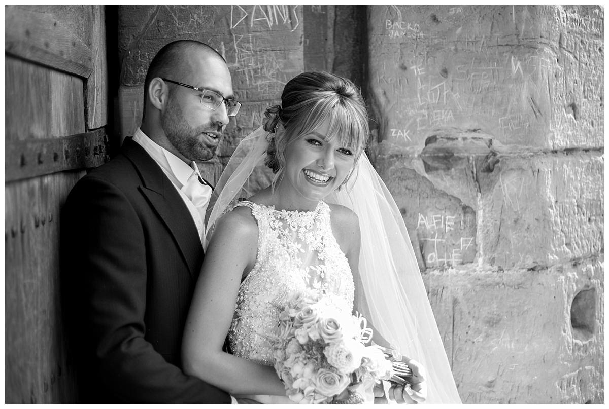 wedding in kirby muxloe
