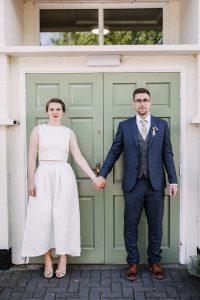 Wedding at New Walk