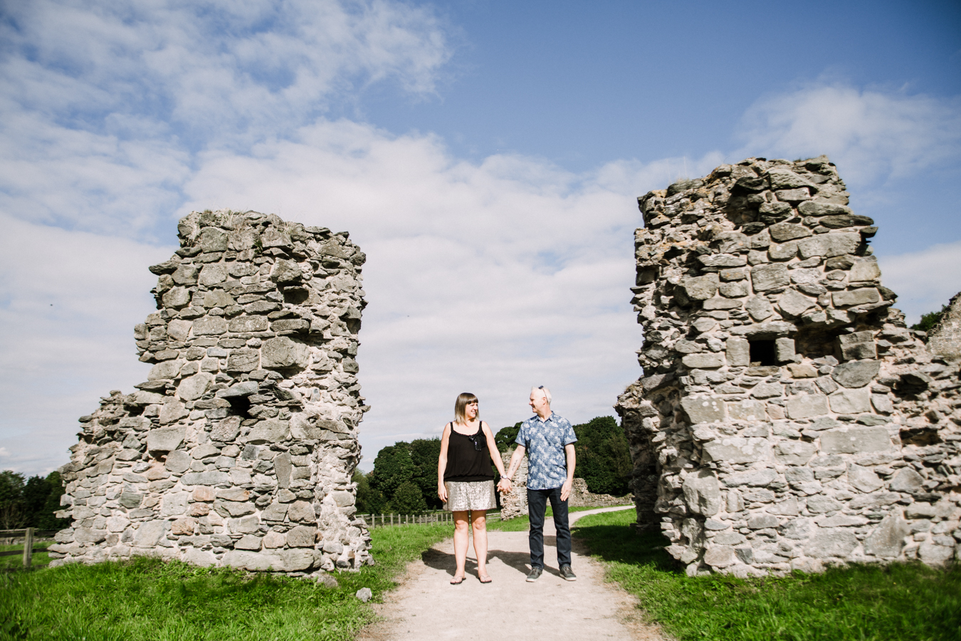 Engagement Shoot at Grace Dieu Priory