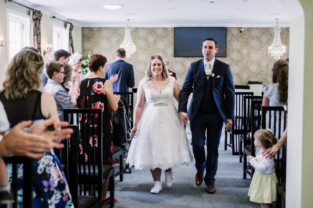 wedding photographer holiday inn great barr