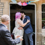 Melissa & Rob's Wedding at Le Gothique, London – Preview