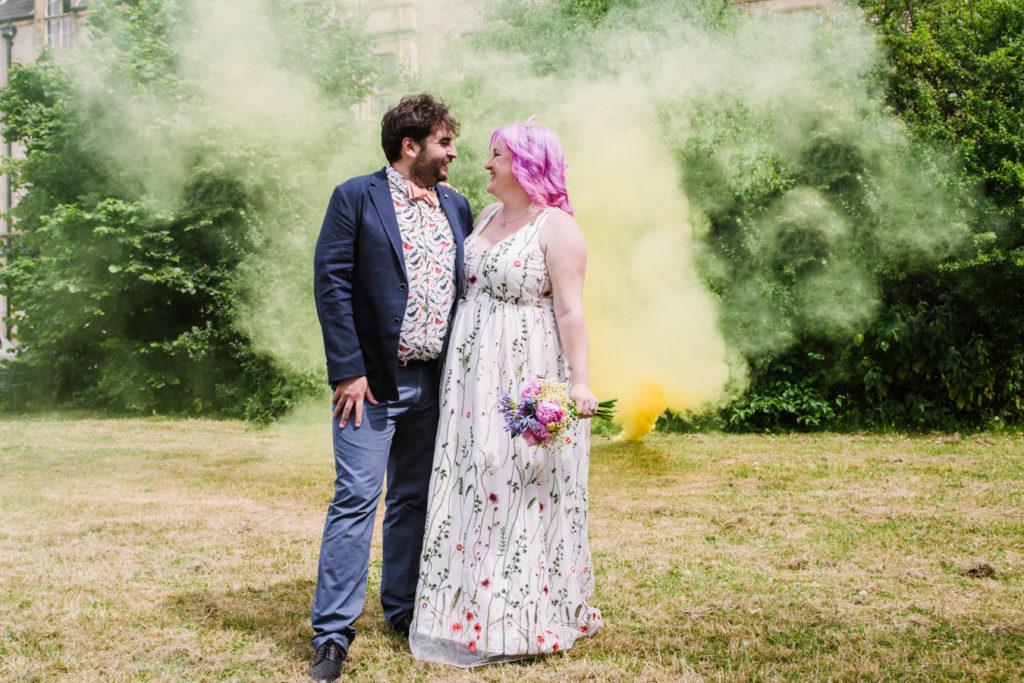 wedding photographer le gothique
