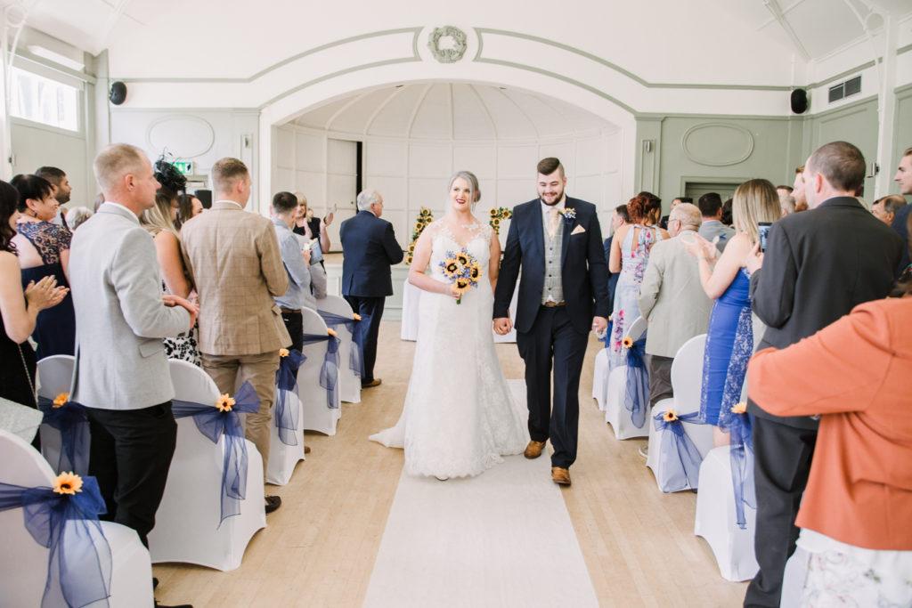 Botanical Gardens Birmingham Wedding Photographer