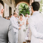 Lauren & George's Stunning Wedding in Tuscany