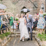 Jenny & Tom's Woodland Wedding in Leicester