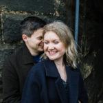 Jen & Steve's Engagement Shoot in Warwick