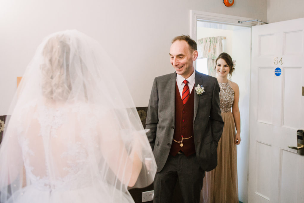 wedding photographer haughton hall hotel