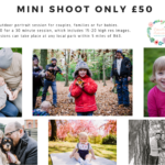 Special Offer On Mini Shoot's