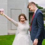 Sasha & Hyrum's Wedding at the LDS temple in Chorley – Sneak peak