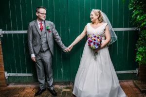 wedding at The Westley Hotel Birmingham