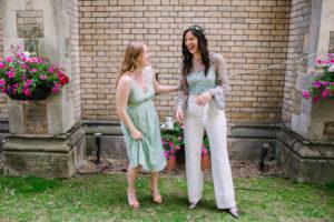 le gothique london wedding