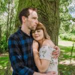 Catherine & Adam's Engagement Shoot – Stone Manor