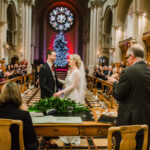 Emily & Rob's Wedding At Stanbrook Abbey, Worcester