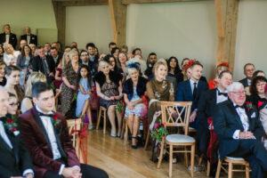The Mill Barns Alveley Wedding